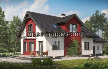 Проект дома на 230м2 (1)